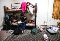 تخلیه خوابگاههای برخی از دانشگاه ها